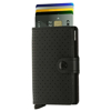 Picture of Secrid Miniwallet Perforated Black
