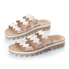 Picture of Fantasy Sandals S9012 WAVES CAMEO VOLCANO