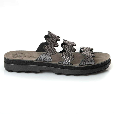 Picture of Fantasy Sandals S9012 WAVES ANTRACITE VOLCANO