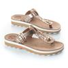 Picture of Fantasy Sandals S9004 MIRABELLA MOKA SPLASH