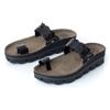 Picture of Fantasy Sandals S200 TAYLOR BLACK SPLASH