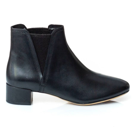 Picture of Clarks ORABELLA RUBY BLACK LEATHER 26134959