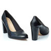 Picture of Clarks KAYLIN CARA BLACK LEATHER 26145688
