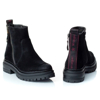 Picture of Wrangler COURTNEY ZIP WL92663A 062 BLACK