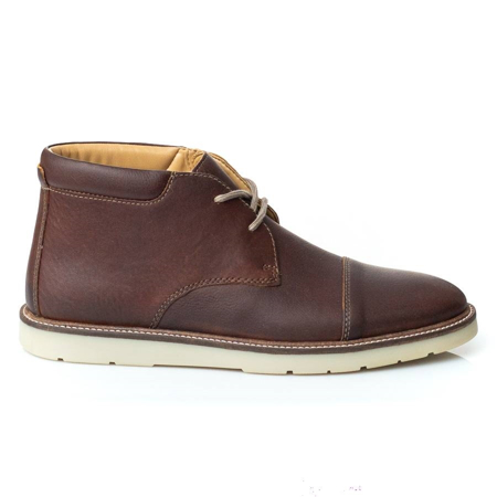 Picture of Clarks GRANDIN TOP TAN TUMBLED 26144891