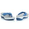 Picture of Clarks ARLA GLISON MID BLUE 26147492