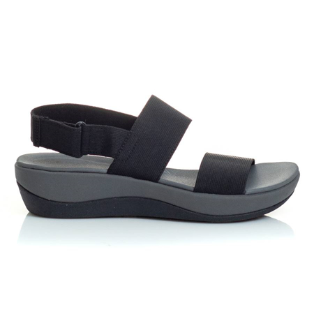 Picture of Clarks ARLA JACORY BLACK 26125603