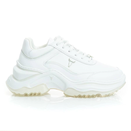 Picture of Windsor Smith CHAOS WHT/WHT