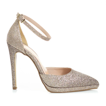 Picture of Pentavras STEF1953 Rose Gold Glitter