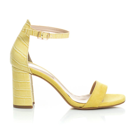 Picture of Pentavras ROD1688 YELLOW/CROCO