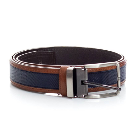 Picture of Pentavras L0013 BLUE/BROWN