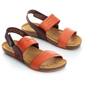 Εικόνα της Yokono BEACH-142 VAQUETILLA CANDY/MARRON