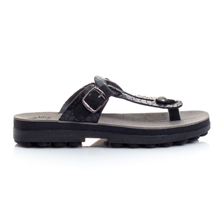 Picture of Fantasy Sandals S9004 MIRABELLA BLACK ILLUSION