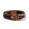 Picture of Pentavras L0026 BLUE/BROWN