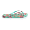 Picture of Havaianas 4144534-7611 SLIM SUMMER GREEN