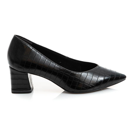 Picture of Tamaris 1-22420-25 028 BLACK CROCO