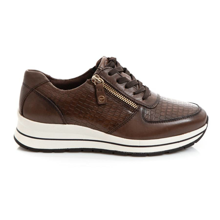 Picture of Tamaris 1-23740-25 333 CAFE/CROCO