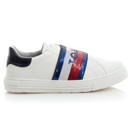Picture of Tommy Hilfiger T3A4-30797-1017X336 WHITE/BLUE