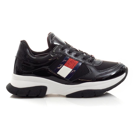 Picture of Tommy Hilfiger T3A4-30818-1022999 BLACK