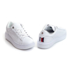 Picture of Tommy Hilfiger FW0FW05009 YBR WHITE