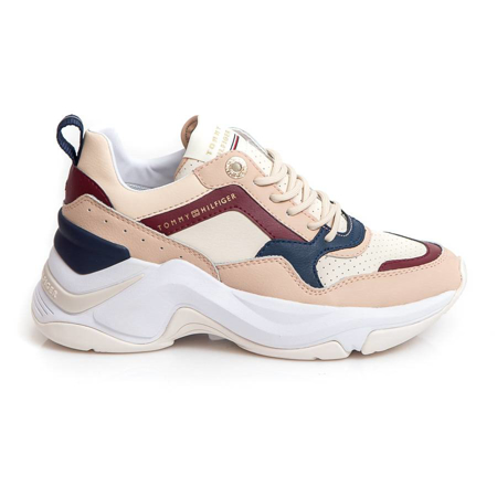 Picture of Tommy Hilfiger FW0FW05002 YBI IVORY