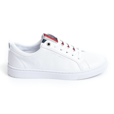 Picture of Tommy Hilfiger FW0FW05008 YBR WHITE