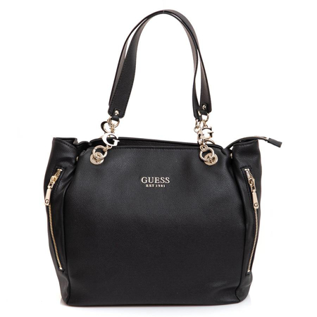 Picture of Guess G Chain HWVG773924 BLACK