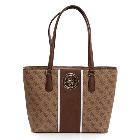 Picture of Guess Open Road HWSS718624 BROWN