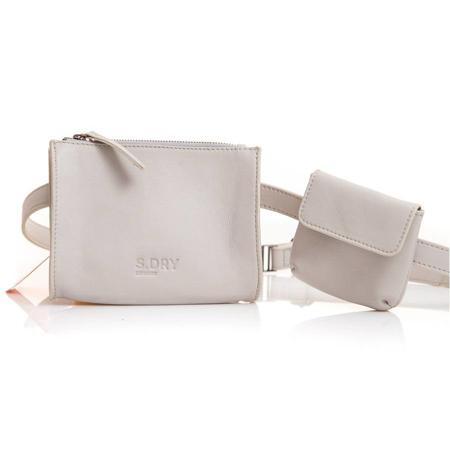 Picture of Superdry Utility Belt Bag W9110011A 39E ECRU