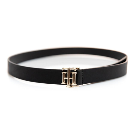 Picture of Tommy Hilfiger AW0AW08554 BDS Logo Belt 2.5