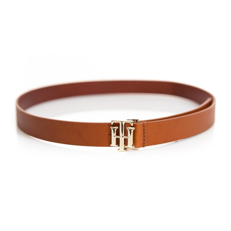 Picture of Tommy Hilfiger AW0AW08554 GB8 Logo Belt 2.5