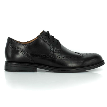 Picture of Clarks BECKFIELD LIMIT Black Leather 26119264