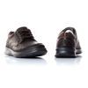 Picture of Clarks COTRELL EDGE Brown Oily 26119803