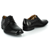 Picture of Clarks TILDEN PLAIN Black Leather 26110350