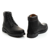 Picture of Sea and City C10 WORKING BOOT BLACK LEATHER