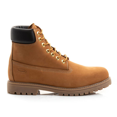 Picture of Sea and City C10 WORKING BOOT CINNAMON NUBUCK