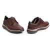 Picture of Clarks GARRATT STREET MAHOGANY LEATHER 26148762