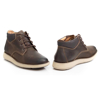Picture of Clarks UN LARVIK TOP2 BROWN LEATHER 26155080