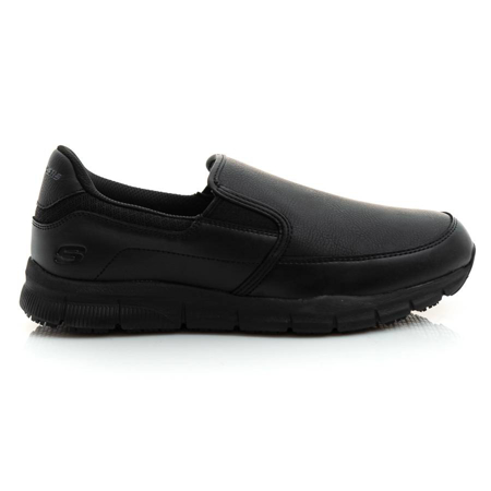Picture of Skechers 77157-BLK