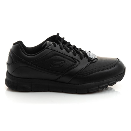 Picture of Skechers 77156-BLK