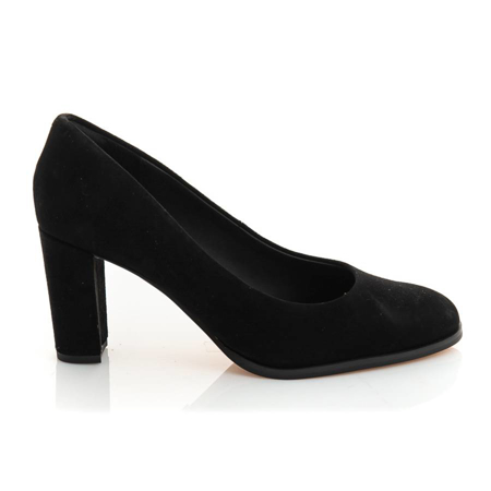 Picture of Clarks KAYLIN CARA 2 BLACK SUEDE 26154702