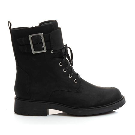 Picture of Clarks ORINOCO2 LACE BLACK LEATHER 26152327