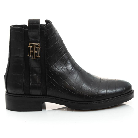 Picture of Tommy Hilfiger FW0FW05348 BDS BLACK