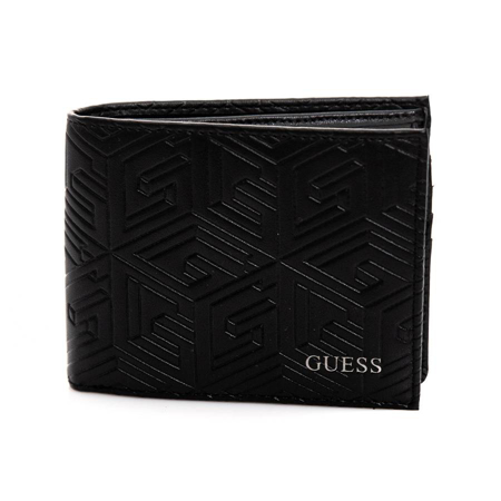 Picture of Guess BALDO SMBALDPOL24 BLACK