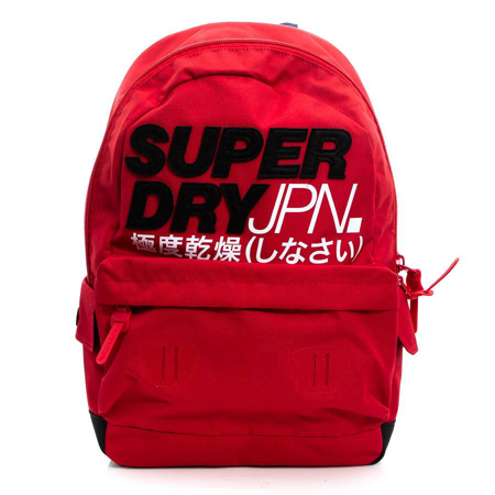 Picture of Superdry MONTAUK MONTANA M9110117A 17I RED