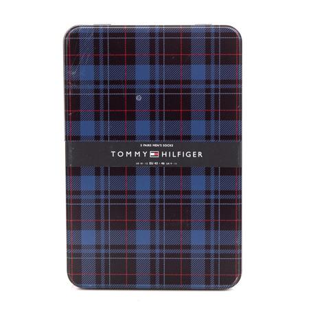Picture of Tommy Hilfiger 100000846 003 BLACK