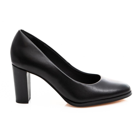 Picture of Clarks KAYLIN CARA 2 BLACK LEATHER 26154701
