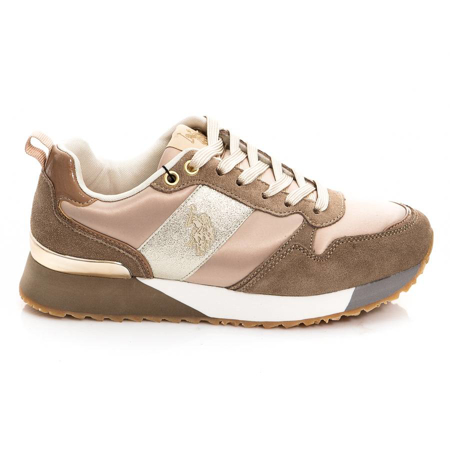 Picture of U.S Polo Assn. TABITHA5-SAND