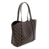 Picture of Guess NAYA HWSG788123 Brown