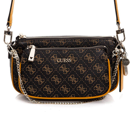 Picture of Guess ARIE HWSG788570 Brown
